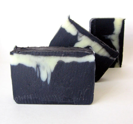 Activated Charcoal Detoxifying Soap