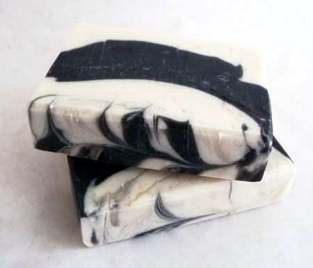 Activated Charcoal and Kaolin Clay Soap