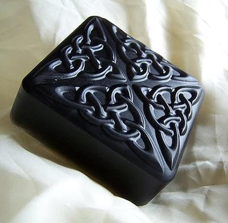 Black Sandalwood Scented Soap