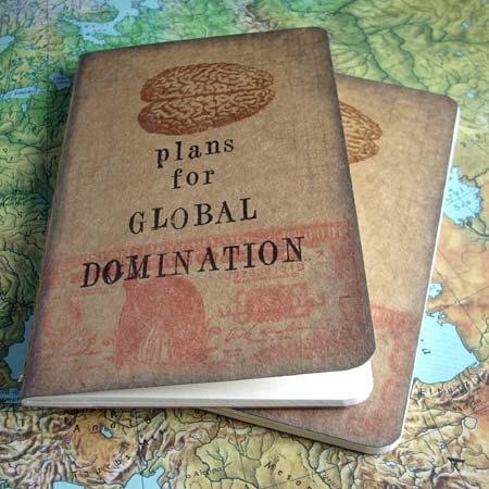 Handmade Pocket Moleskin Cahier