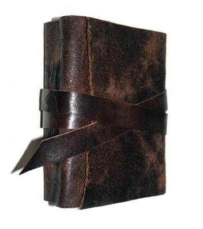 Handbound Leather Journal