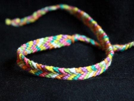 Tutti Frutti Friendship Bracelet