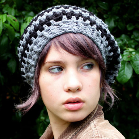Baby Beret Crochet Pattern Crochet Patterns