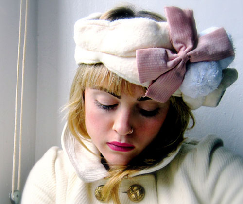 Felt Russian Ushanka Hat