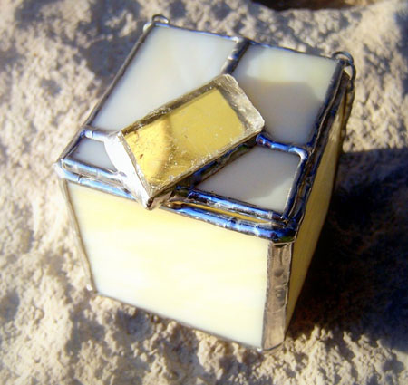Calcite Jewelry Box