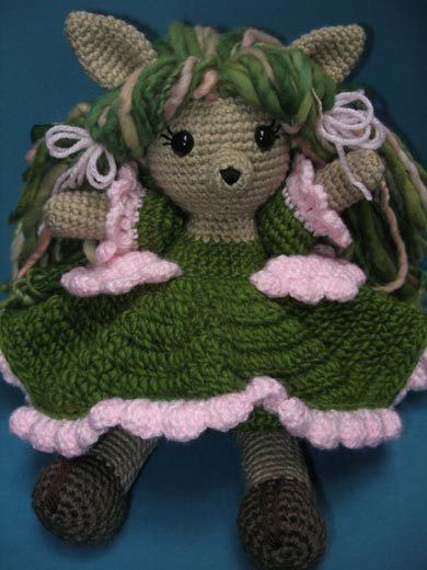 Amigurumi Fairy Doll