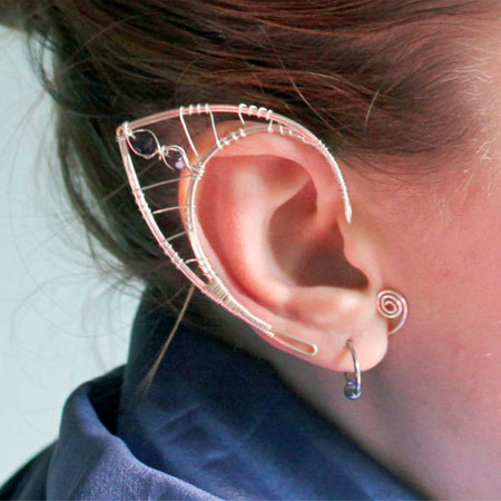 Elf Ear Cuff Earrings