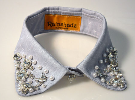 Embellished Jewelled Collar