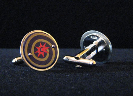 Magic Hat Cufflinks