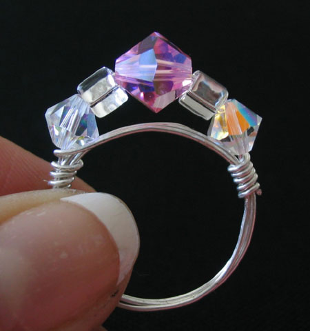 Swarovski Focal Ring