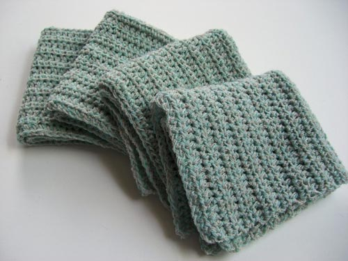CROCHET DISH RAGS - HASS DESIGN CROCHET - Crochet Patterns and Classes