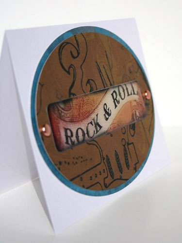 Multi-Purpose Rock and Roll Card
