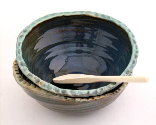 Hand Thrown Pottery Bowls