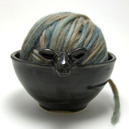 Little Lamb Yarn Bowl