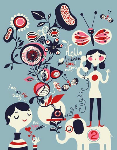 Sweet Anticipation Giclee Print