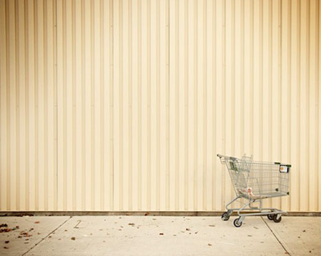 Shopping Cart Photography Print