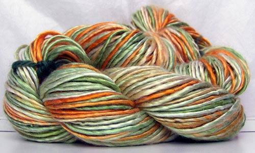 Bamboo Fiber Hand Dyed Yarn